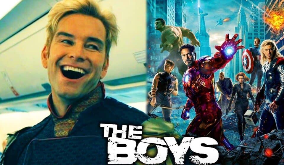 The Boys: La tercera temporada hará una parodia a Los Vengadores