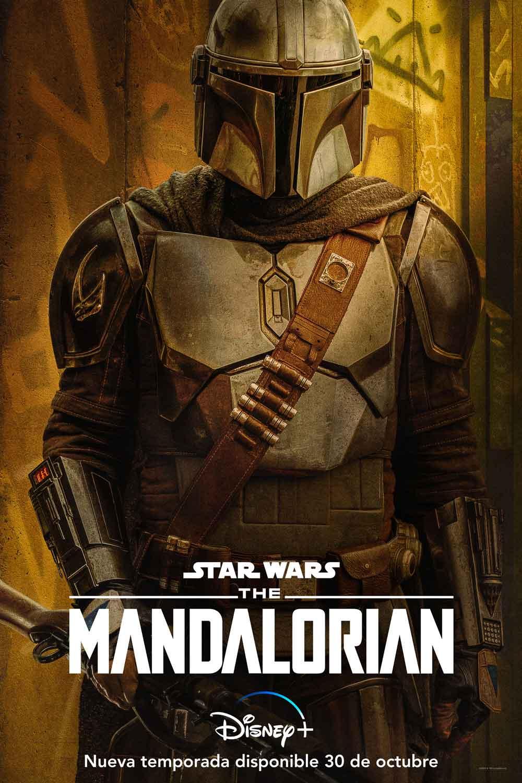 the mandalorian s2 personajes