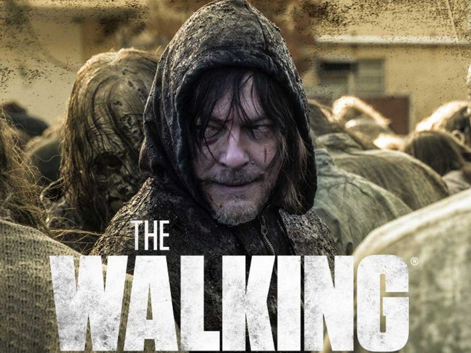 regreso de the walking dead season 10