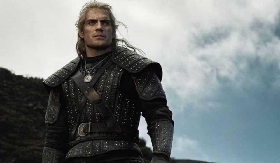 The Witcher: Henry Cavill reveló la nueva armadura de Geralt de Rivia