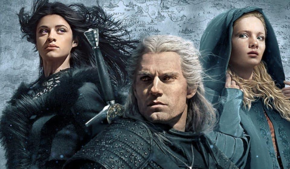The Witcher: Primeras imágenes de Yennefer y Ciri en la segunda temporada