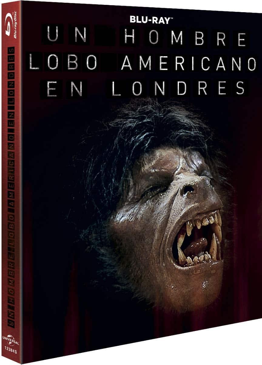 Un hombre lobo americano en Londres (Oring Halloween 2019 BD) [Blu-ray]