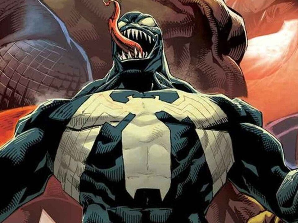 Venom liderará todo el universo de Marvel