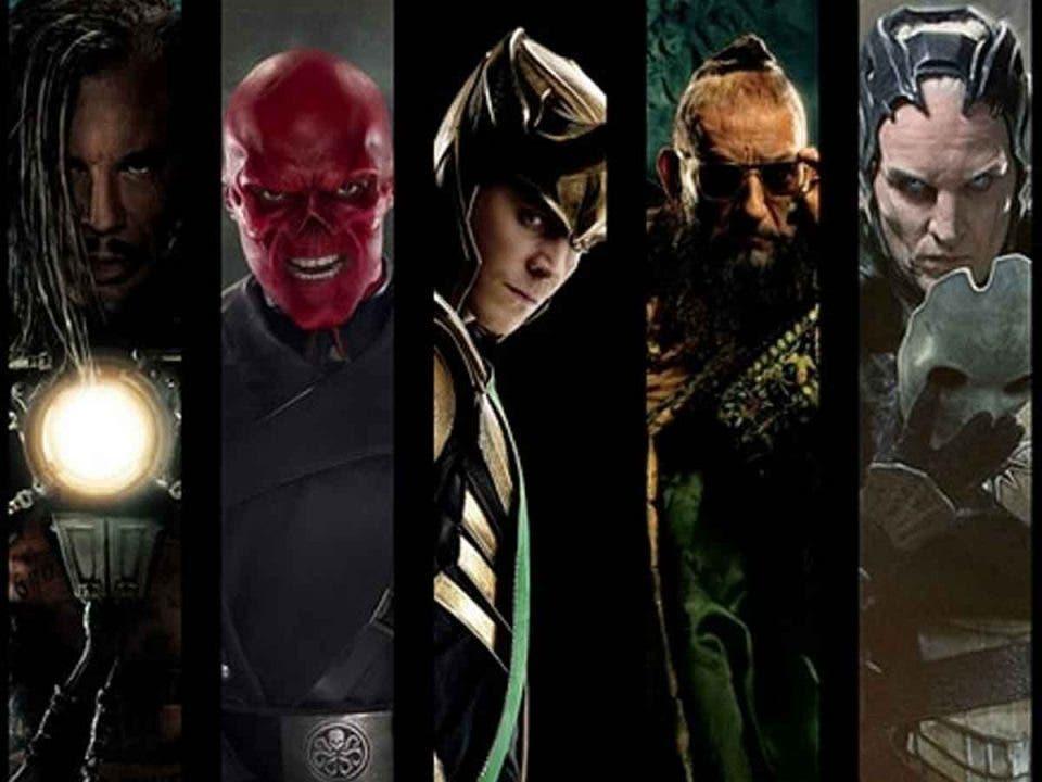 El aspecto terrorífico que casi tiene un villano de las películas de Marvel