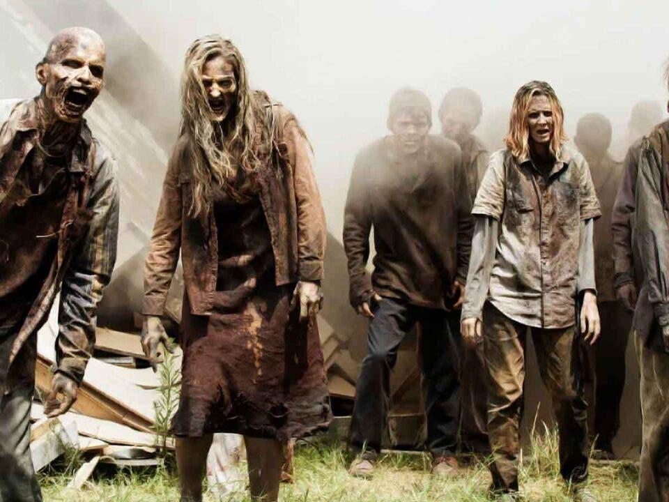 The Walking Dead le gana la batalla al Coronavirus