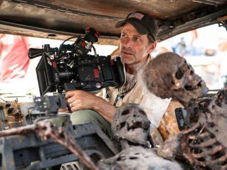 Zack Snyder adelanta cómo serán los zombies de Army of the Dead