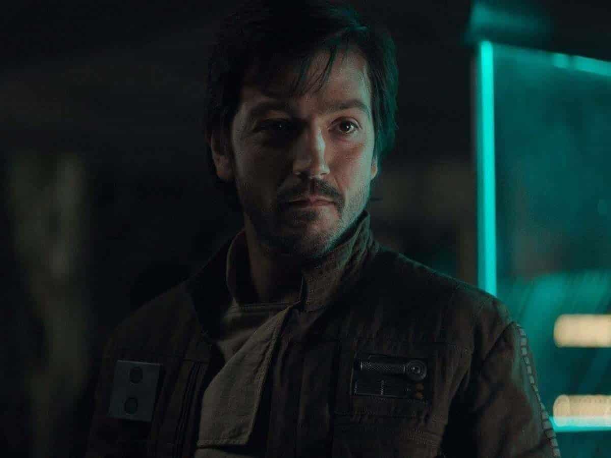 Star Wars: Diego Luna se prepara para el spin-off de Rogue One