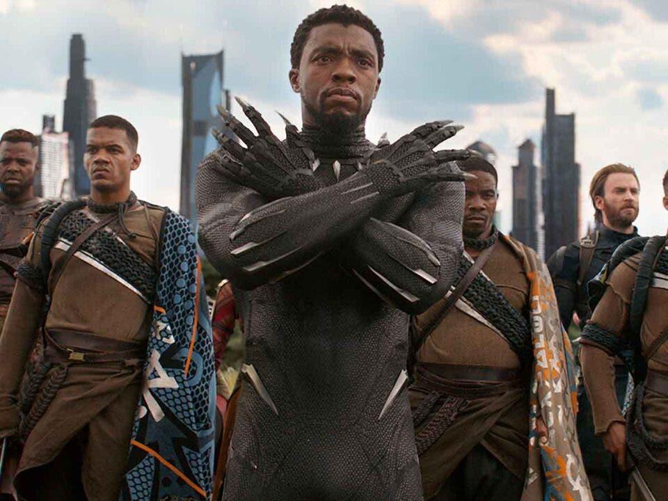 Marvel le rinde homenaje a Chadwick Boseman en el aniversario de su muerte