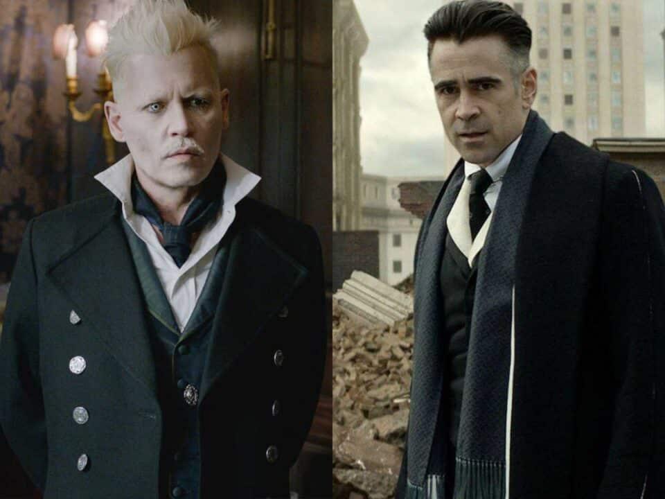 Colin Farrell no podría sustituir a Johnny Depp en Animales Fantásticos 3