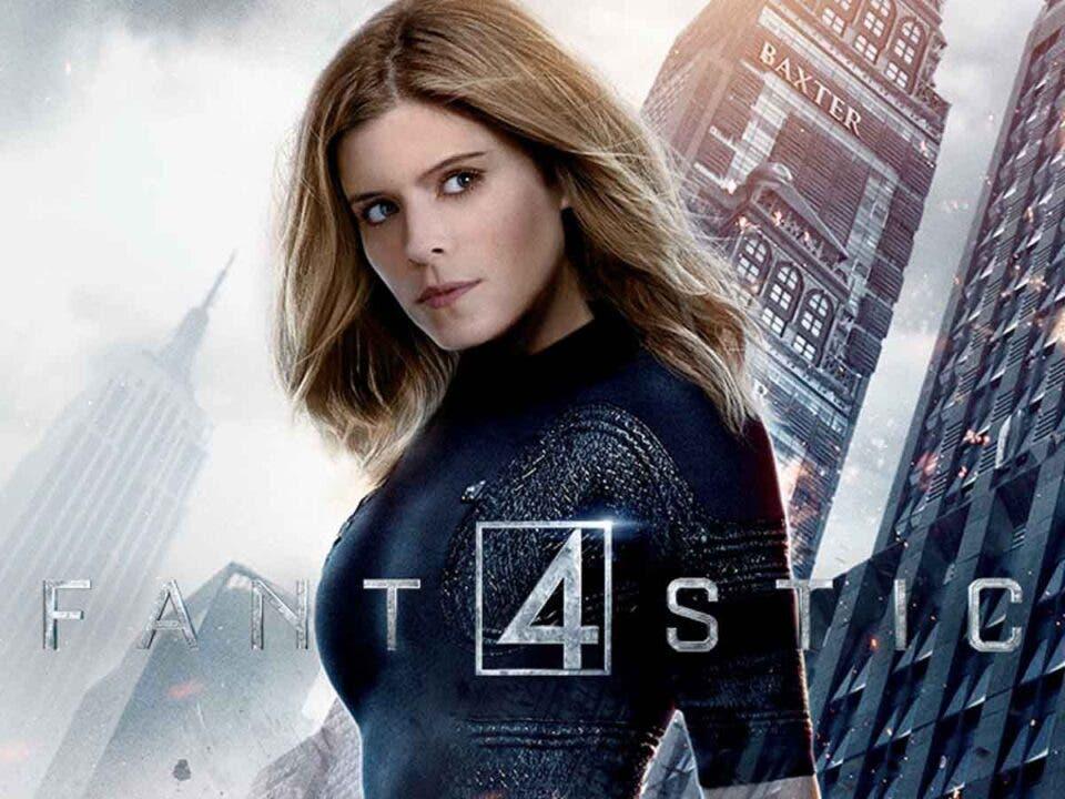 Kate Mara se arrepiente del rodaje de los Cuatro Fantásticos (2015)