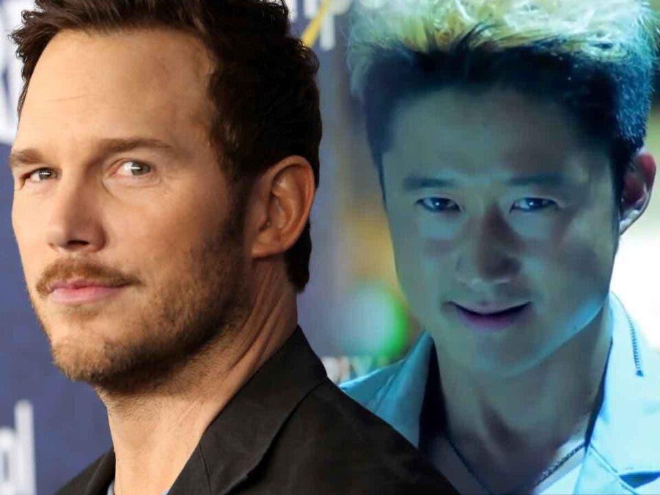 Chris Pratt protagonizará una película junto a superestrella china Wu Jing