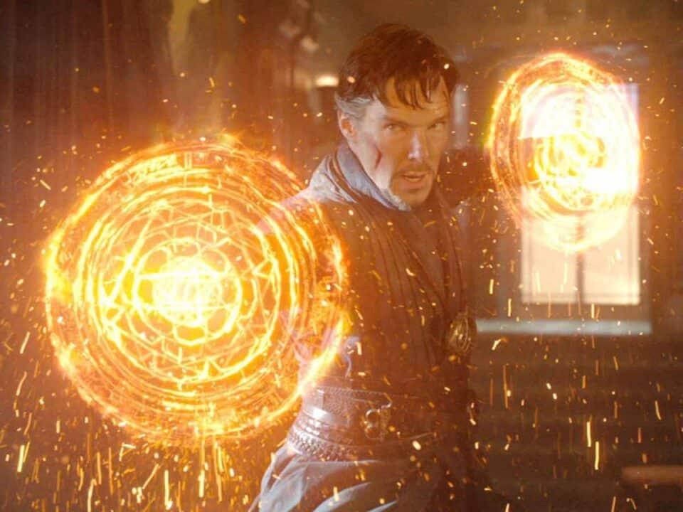 Benedict Cumberbatch en Doctor Strange 2: El equipo llega a Londres para empezar el rodaje