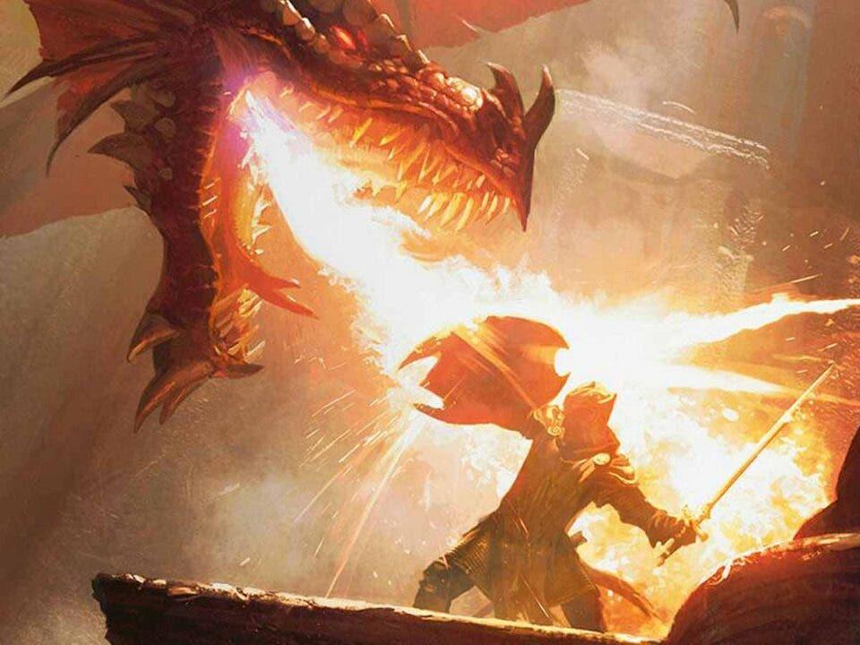 Hasbro está desarrollando una serie live-action de Dragones y Mazmorras