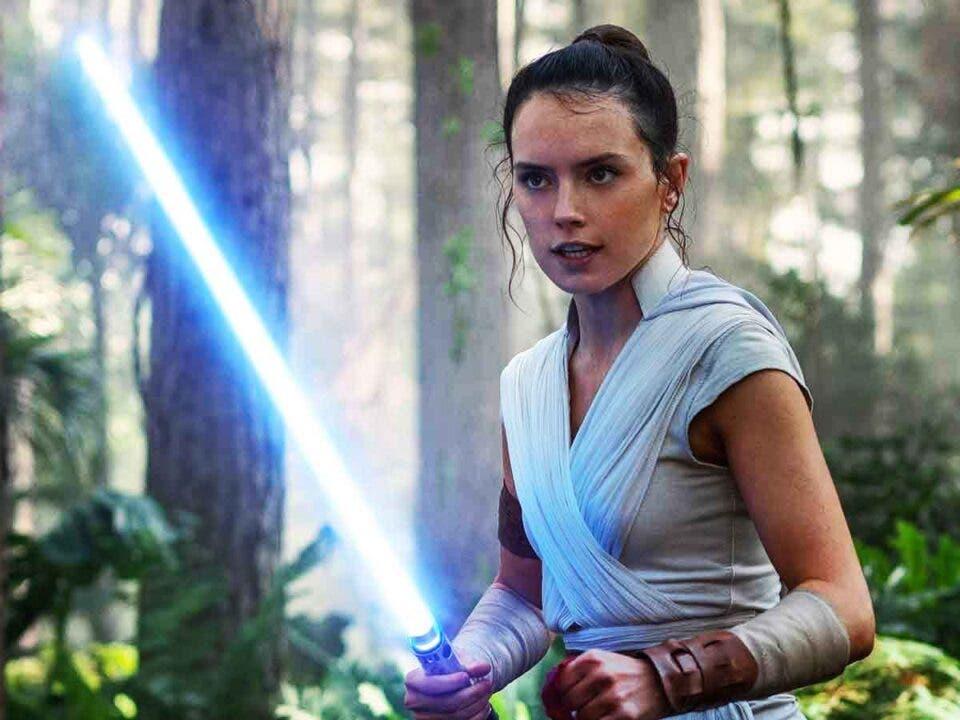 Daisy Ridley está muy satisfecha con el final de Rey en Star Wars
