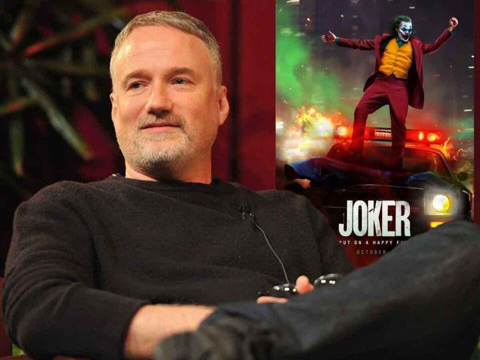 David Fincher critica duramente la película Joker (2019)
