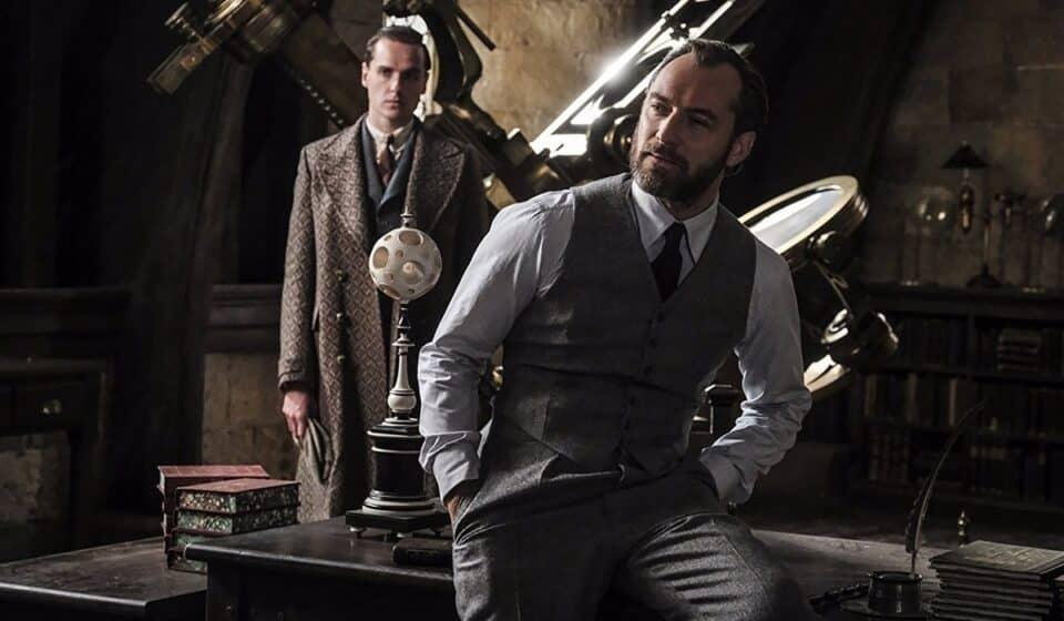 Animales fantásticos 3: Jude Law habló sobre su interpretación de Dumbledore