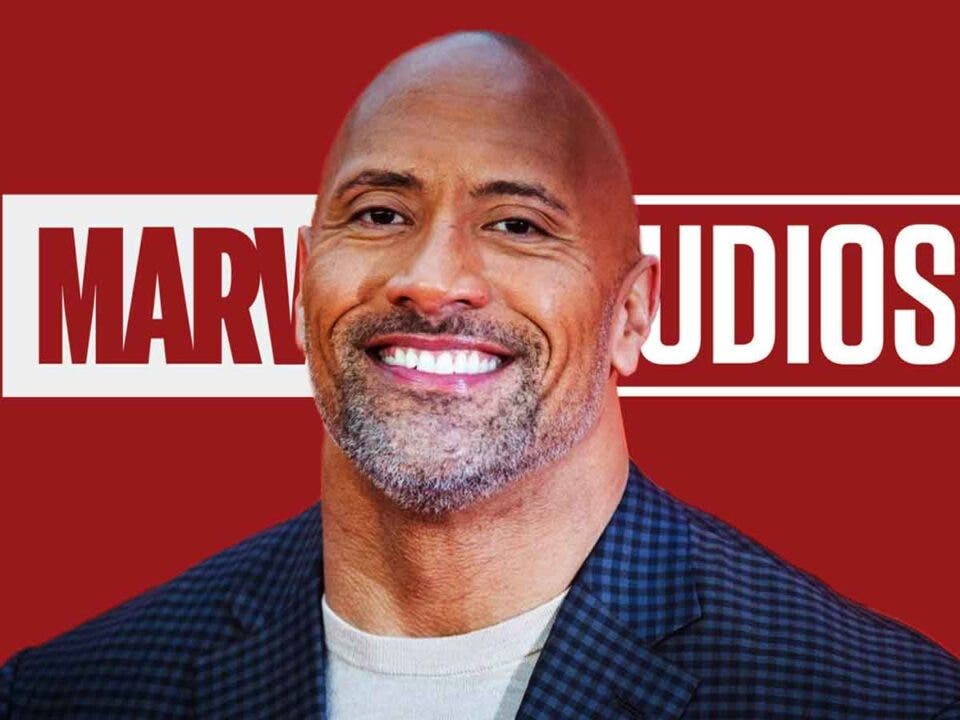Dwayne Johnson podría estar en la película más impactante de Marvel Studios