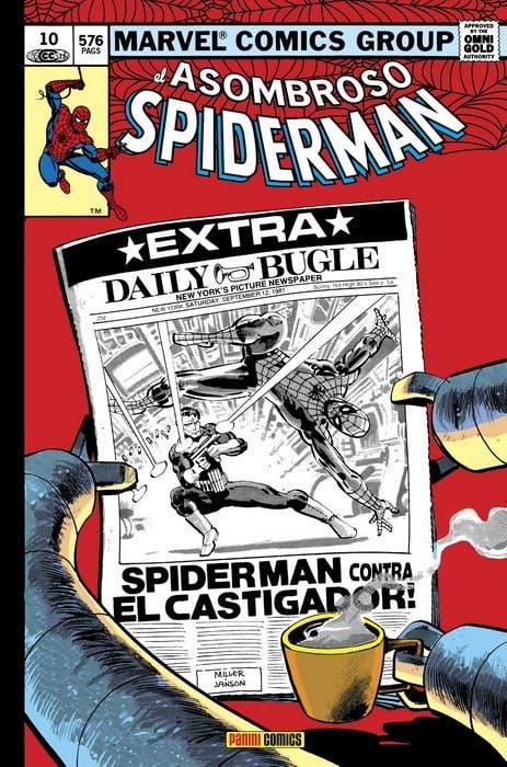 Marvel Gold. El Asombroso Spiderman 10