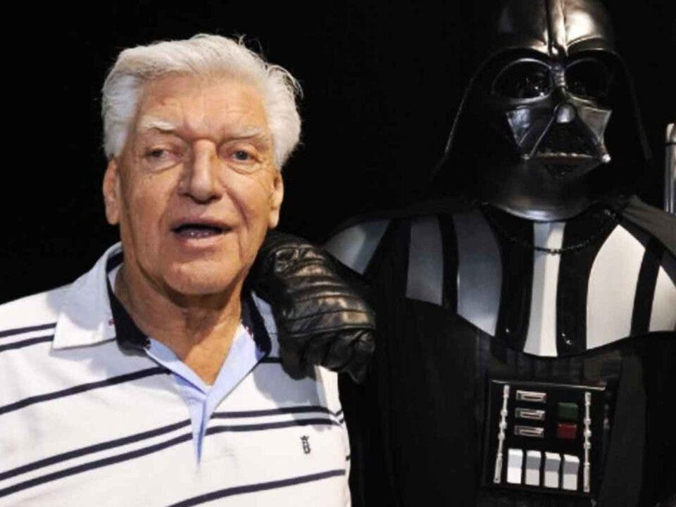 Fallece Dave Prowse, actor que interpretó a Darth Vader