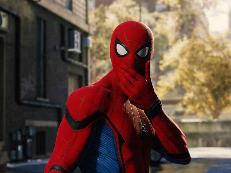 Filtran como limpiará su nombre Peter Parker en Spider-Man 3