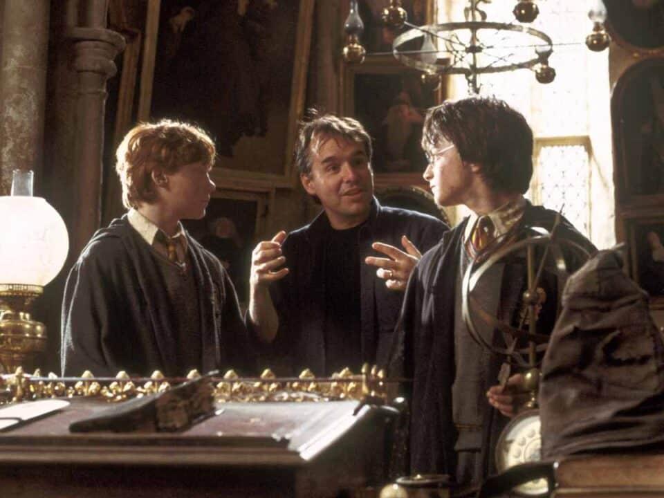 Chris Columbus cuenta como fue dirigir la primera entrega de Harry Potter y además confiesa que quería participar en las últimas entregas.