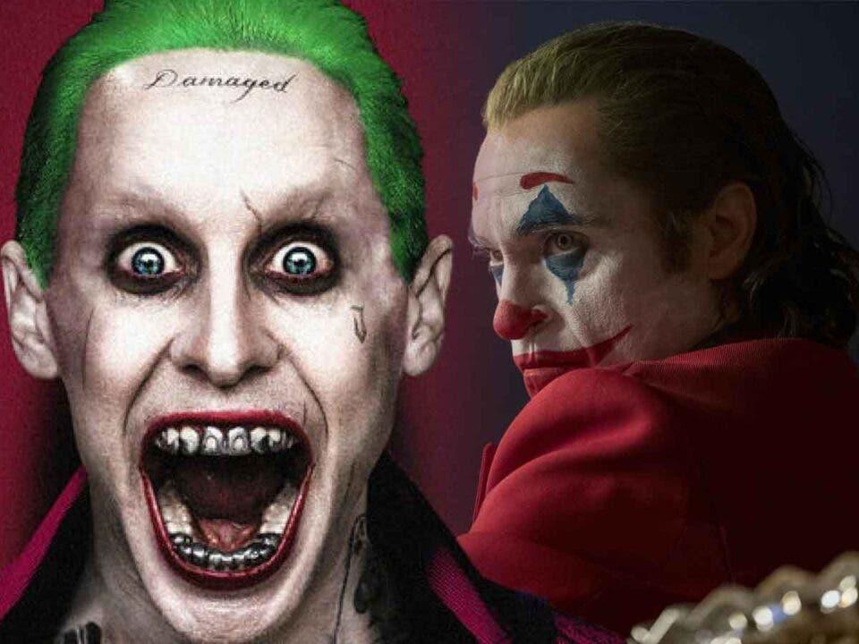 Jared Leto quiere que su Joker se enfrente al de Joaquin Phoenix