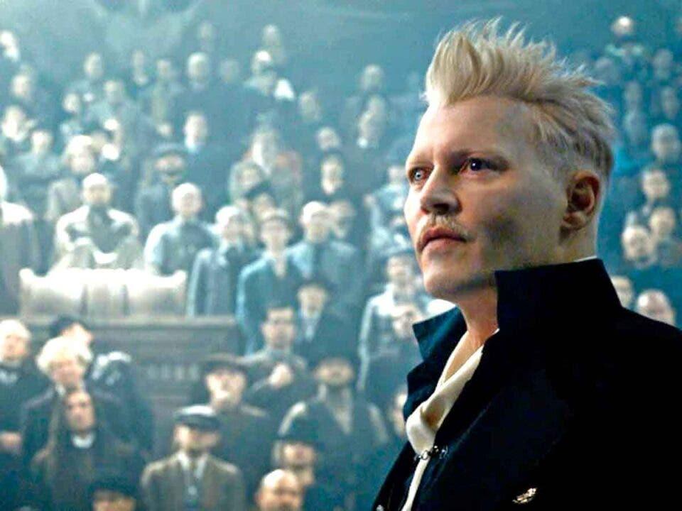 Warner Bros despide a Johnny Depp y no será Grindelwald para Animales fantásticos 3