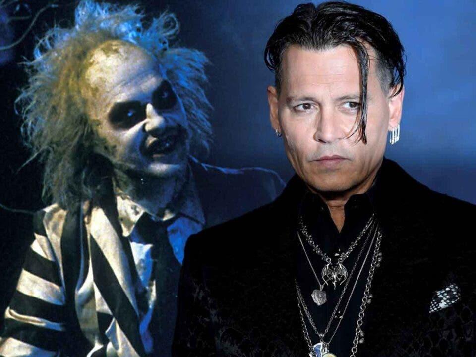 Johnny Depp podría protagonizar Beetlejuice 2
