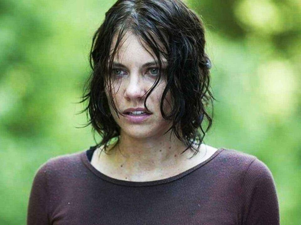 Lauren Cohan escoge su escena más dura en The Walking Dead