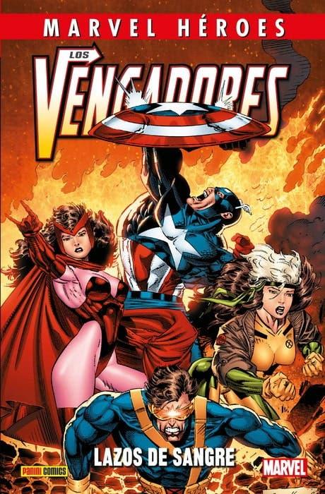 Marvel Héroes. Los Vengadores: Lazos de Sangre