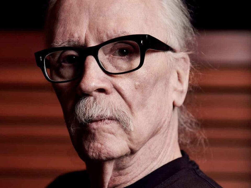 Los fans de John Carpenter alucinan con que sea un gamer
