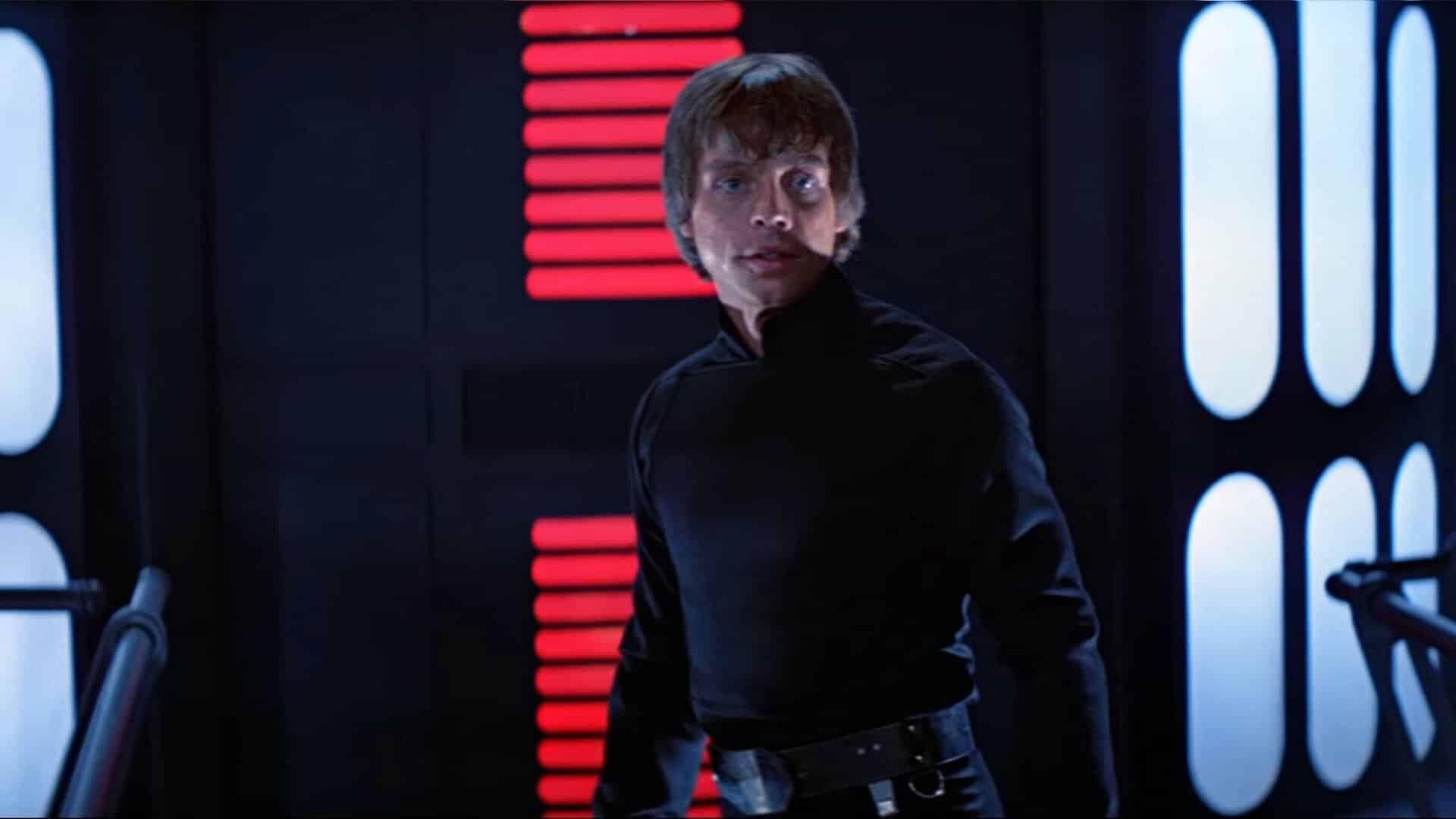 Luke Skywalker retorno del jedi