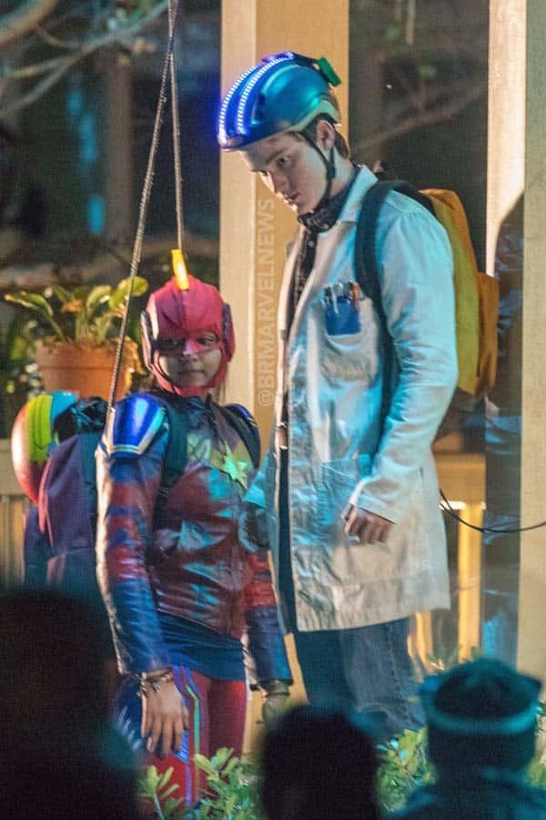 Ms. Marvel: Kamala es una vengadora en las nuevas imágenes del set