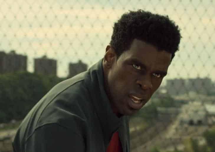 MUSTAFA SHAKIR (Luke Cage (Marvel) como Jet Black en Cowboy Bebop