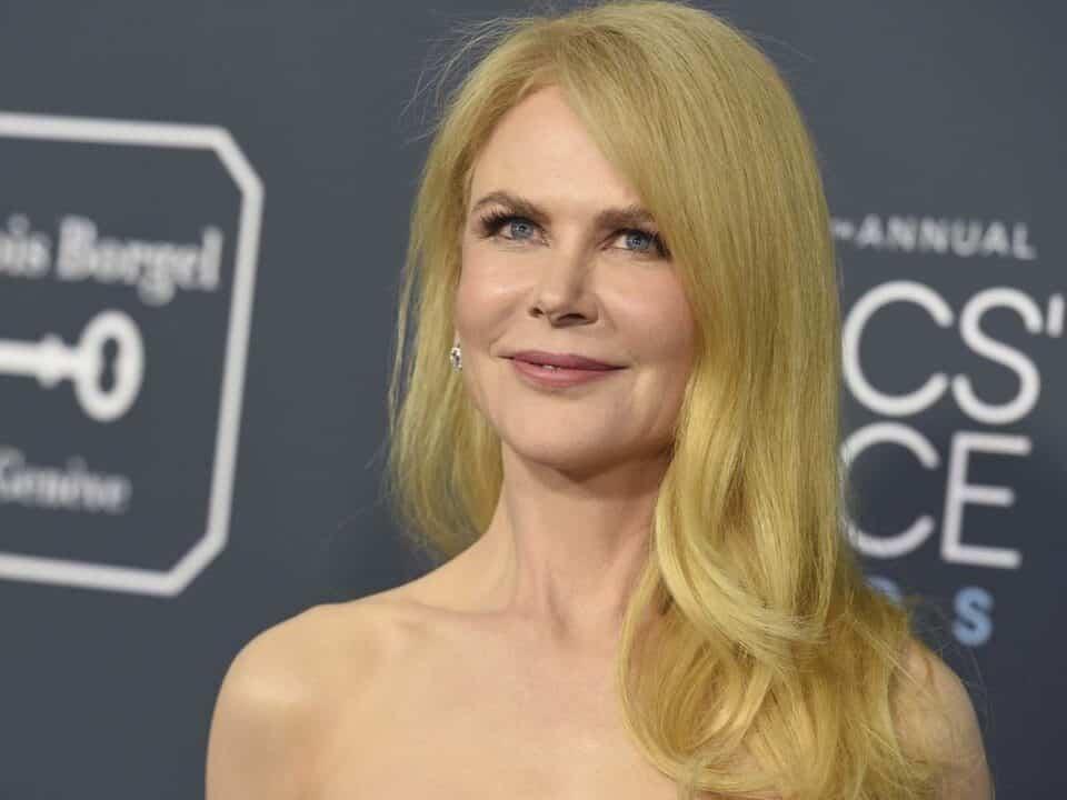 Nicole Kidman confiesa que está aterrorizada en el set de The Northman