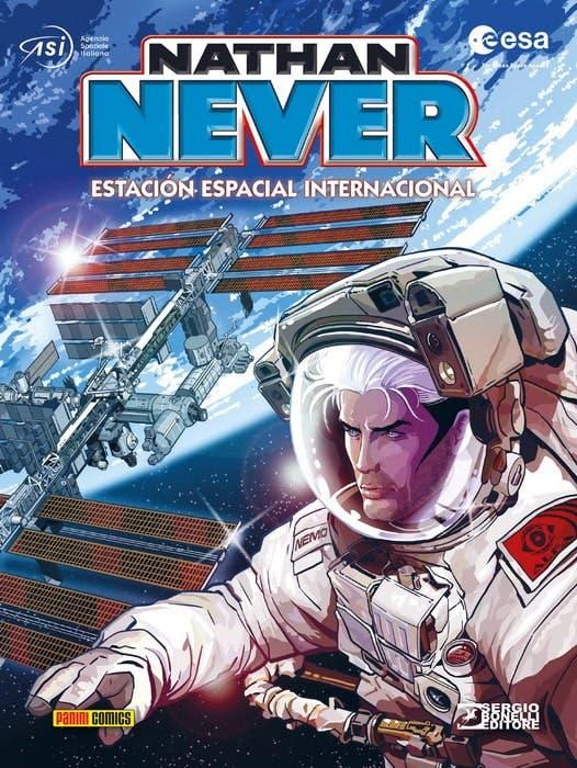 Nathan Never. Estación Espacial Internacional