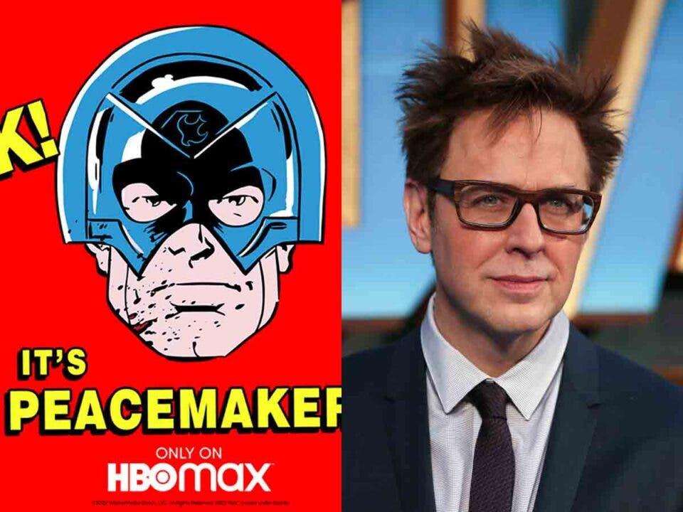 Peacemaker: James Gunn se prepara para el rodaje en cuarentena