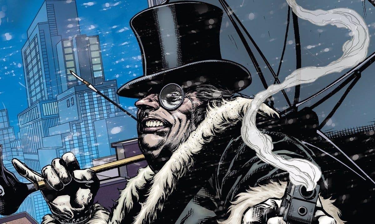 pingüino villano de los cómics que volveremos a ver en Batman