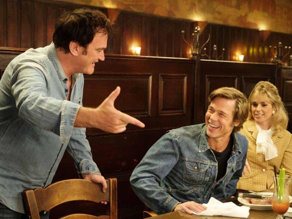 Quentin Tarantino escribirá una novela de Érase una vez en Hollywood