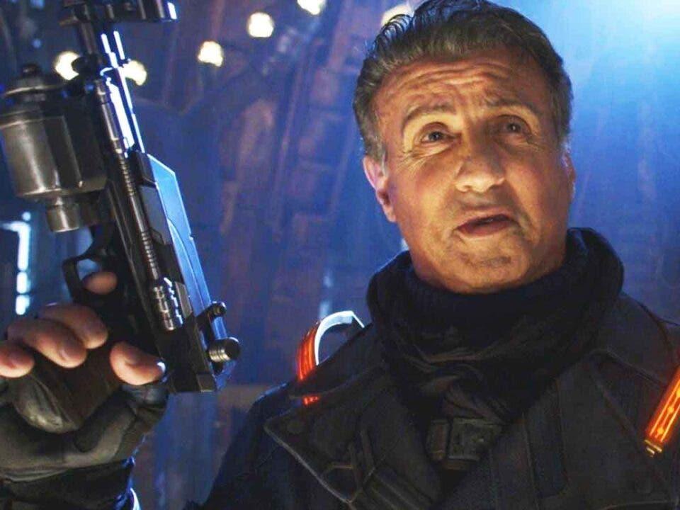 Sylvester Stallone tiene un récord con las películas basadas en cómics