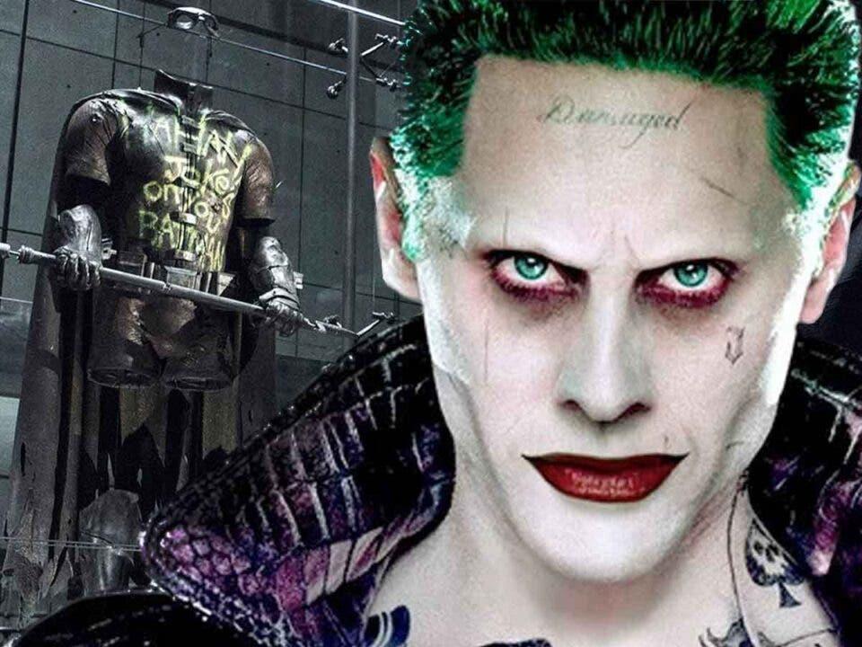 Teoría Fan sobre como Joker de Jared Leto mató a Robin