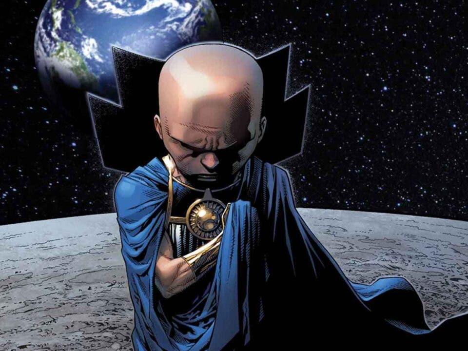 Marvel y el gran secreto de la zona azul de la Luna