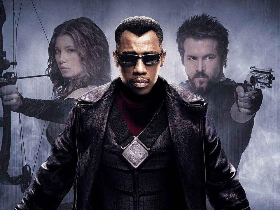 Wesley Snipes niega las acusaciones de actuar violentamente en Blade: Trinity