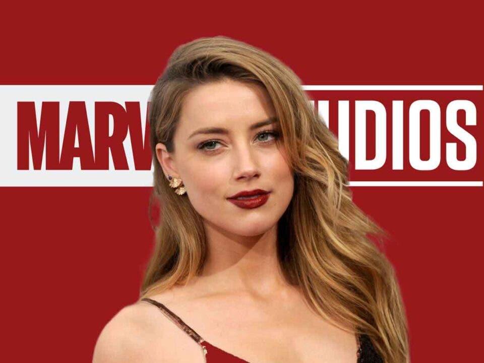 Amber Heard podría interpretar a un personaje de Marvel