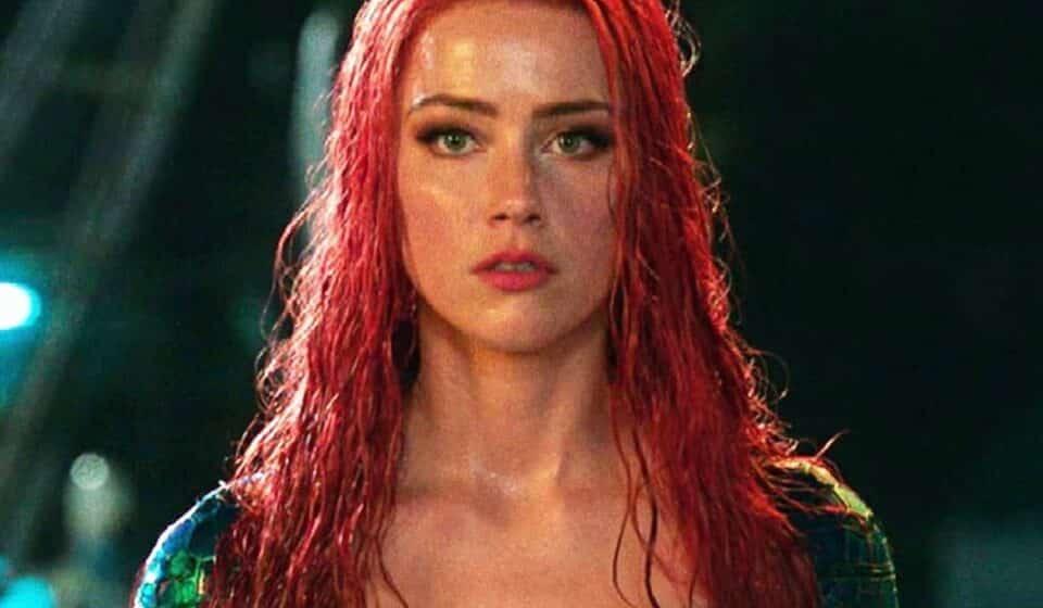 Amber Heard podría protagonizar una película de Mera