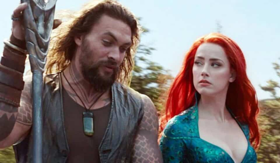 Aquaman 2: ¡Casi un millón de firmas para echar a Amber Heard!
