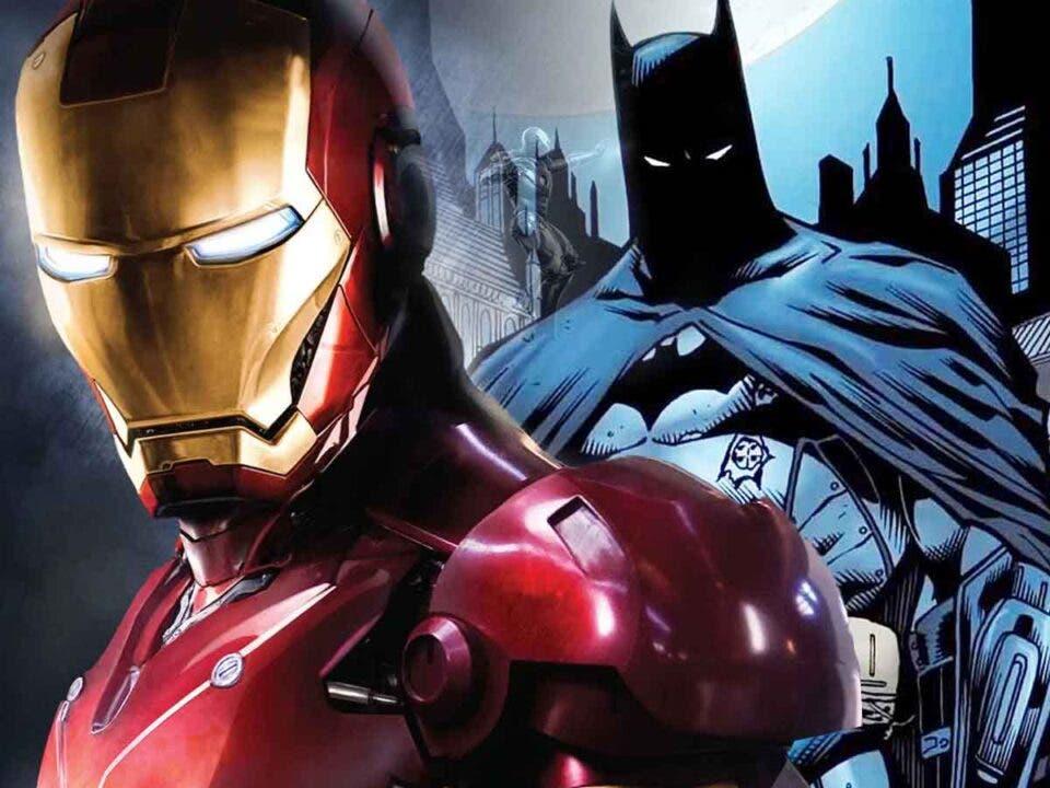 ¿Quién es más rico Batman o Iron Man?