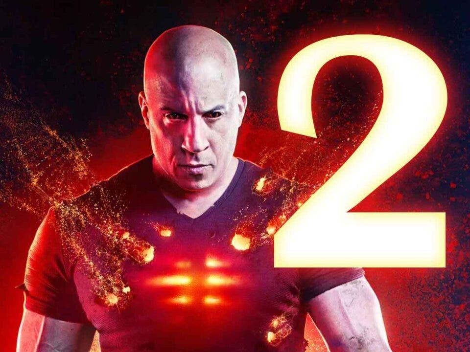 Harán Bloodshot 2 con Vin Diesel de protagonista