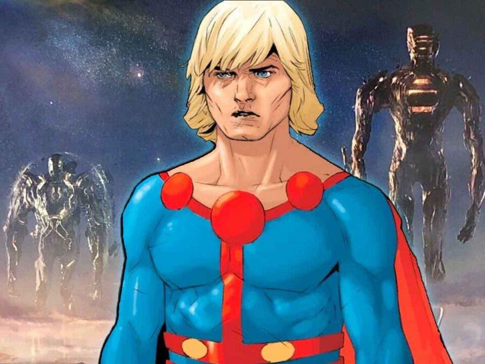 Marvel Studios le cambiará completamente el origen a Los Eternos