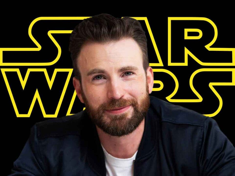 Chris Evans podría fichar por Star Wars